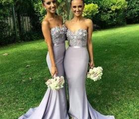 bridesmaid dress,201..