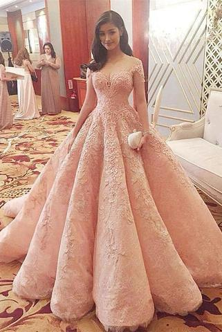 Backless Quinceanera Dresslong Quinceanera Dressball Gown Prom