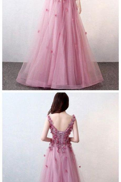 New Prom Gown,Vintage Prom Gowns,Elegant Evening Dress, M5780