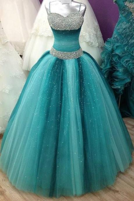 colorful prom dress,ball gown prom dress,long prom dress, quinceanera dress, sweet 16 dresss M9013