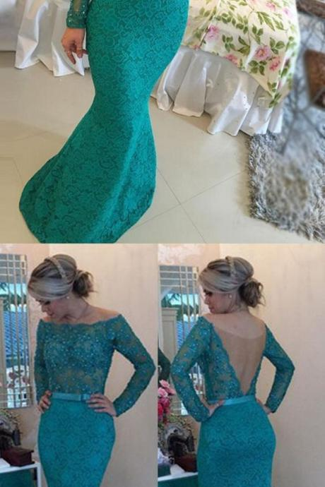 prom dresses,2017 prom dresses,turquoise prom party dresses,long sleeves evening dresses,turquoise prom party dresses.long sleeves prom dresses