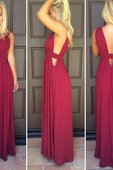 Charming Prom Dress,Sexy Prom Dress,Floor Length Prom Party Dress,Formal Evening Dress