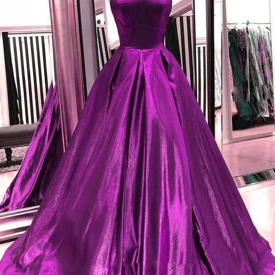 Sweetheart Ball Gown Prom Dress Burgundy Formal Evening Gown m1880
